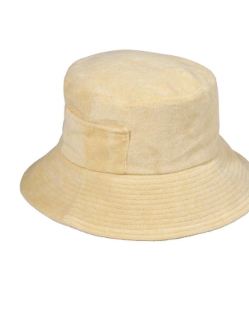 Lack of Color Wave Bucket Yellow Terry