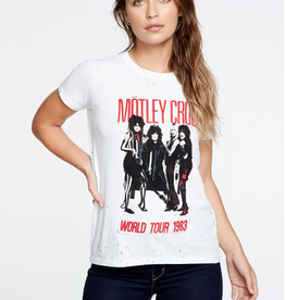 Chaser Motley Crue - World Tour 1983 Tee