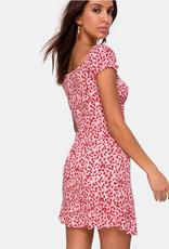 Motel Rocks Galaca Dress Ditsy Butterfly