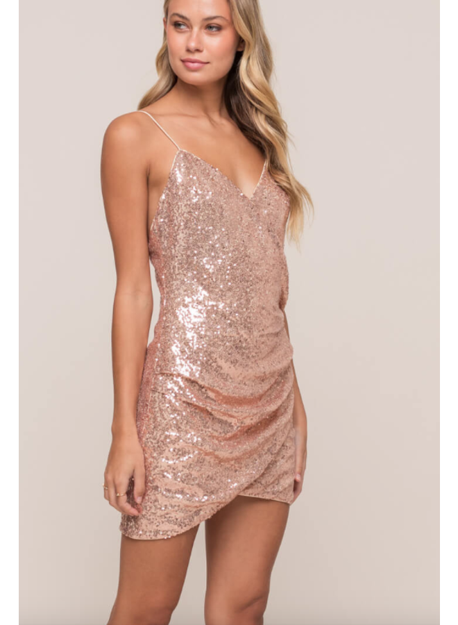 Angel Energy Mini Dress