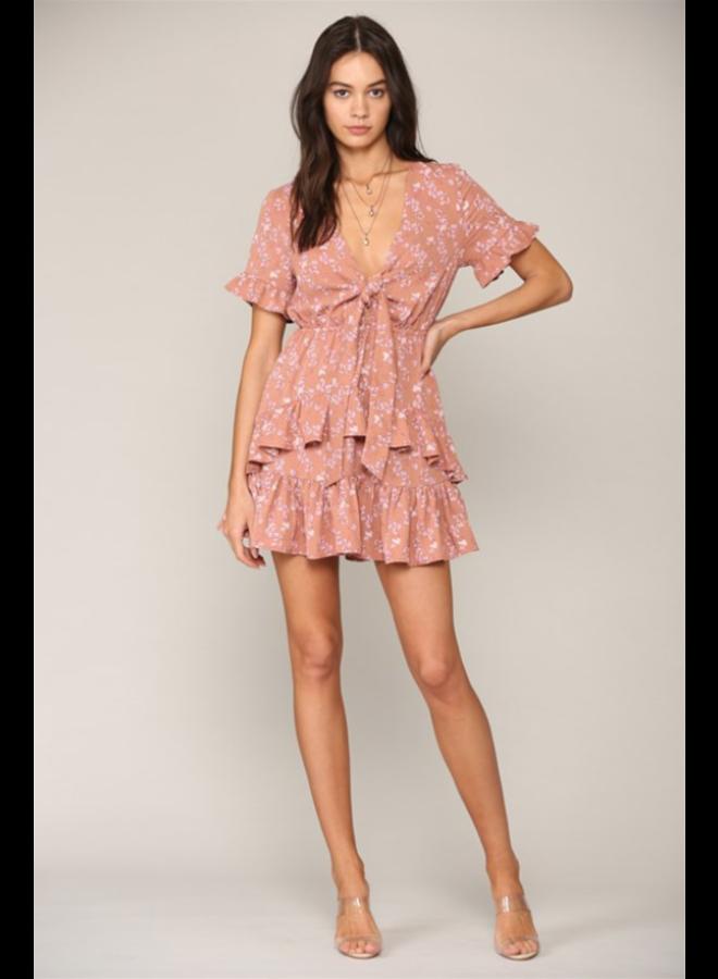 Feel Me Mini Dress