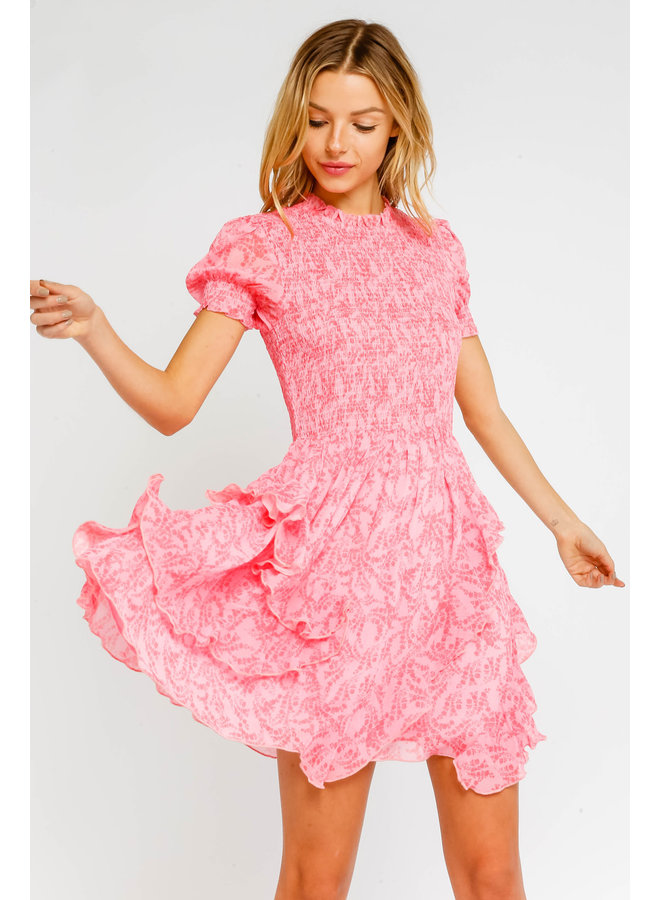 Moonlight Dance Mini Dress