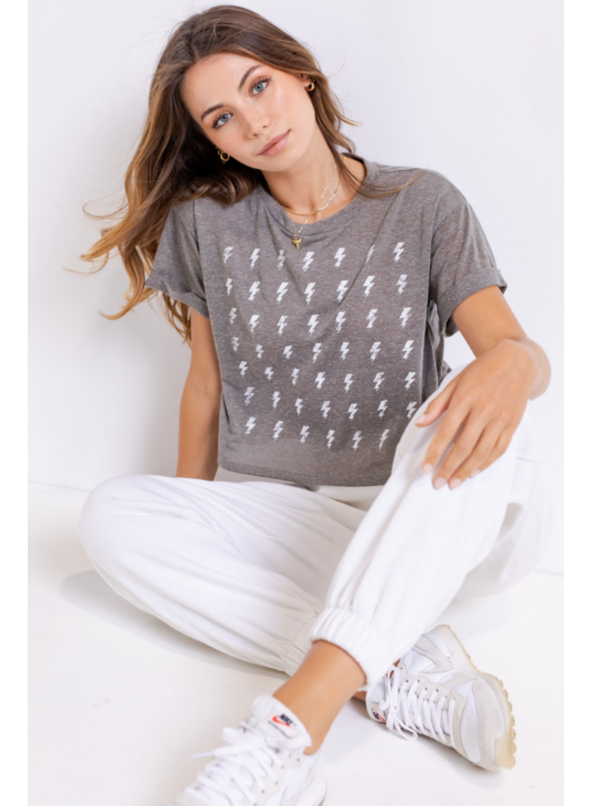 Step Out Tee