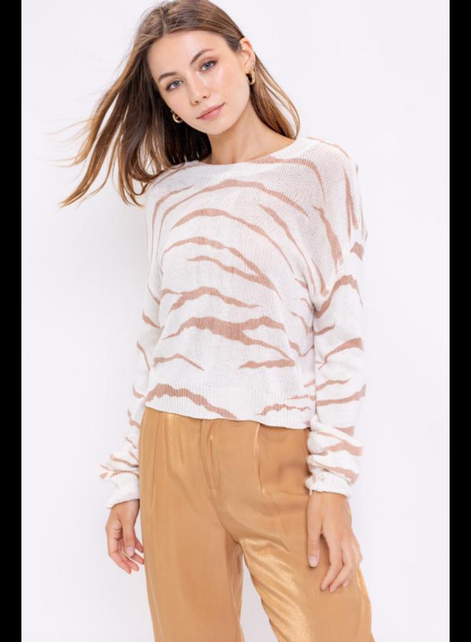 Wild Romance Sweater