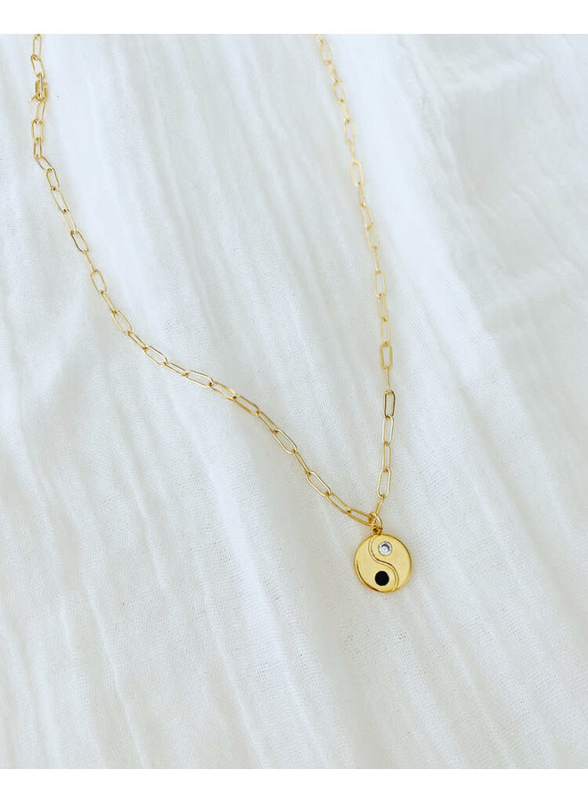 Yin-Yang Necklace