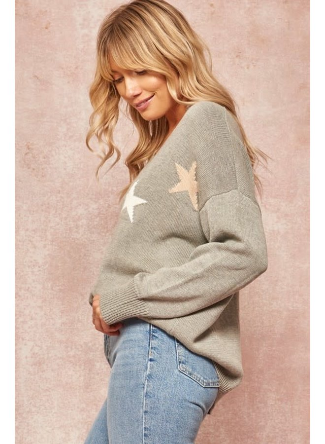 Star Girl Sweater