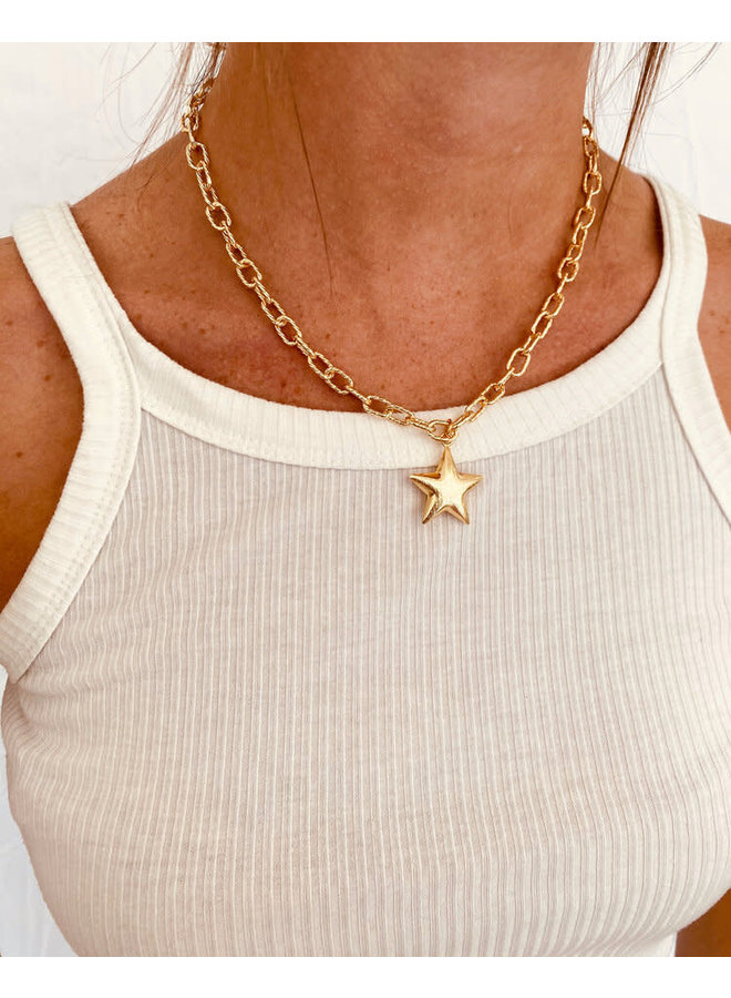 Lauren Star Necklace