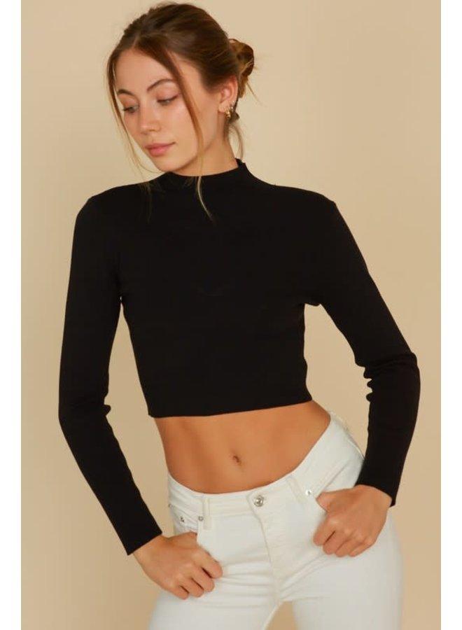 Nightfall Sweater Top