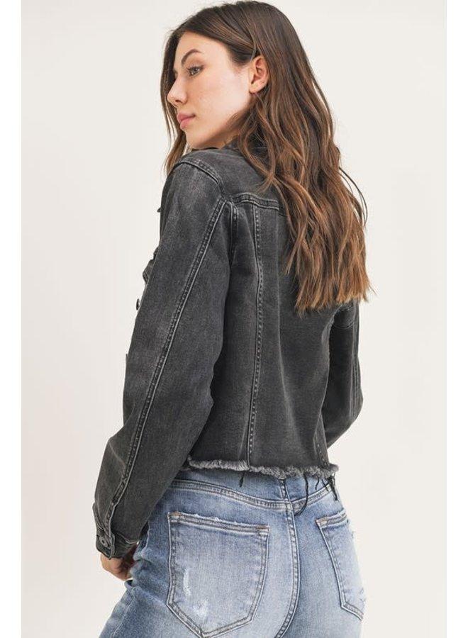 Young Gun Denim Jacket