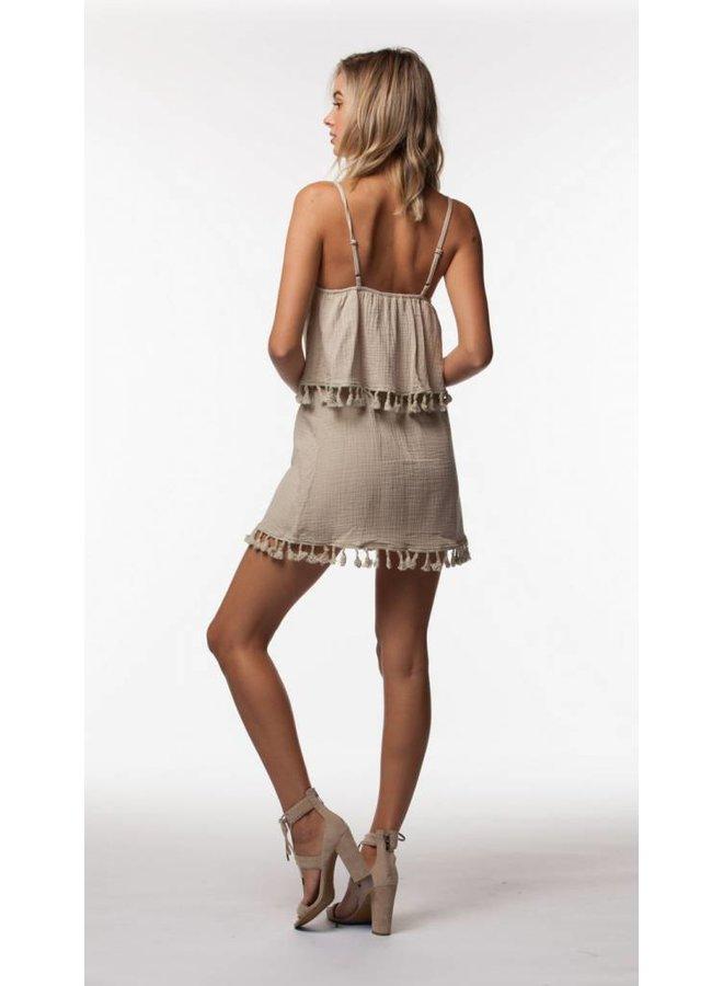Giselle Woven Dress