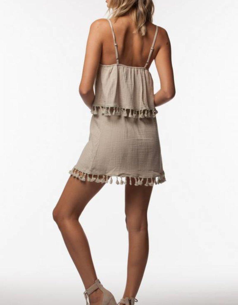 PPLA Giselle Woven Dress