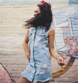 RD Style Kylie Denim Dress