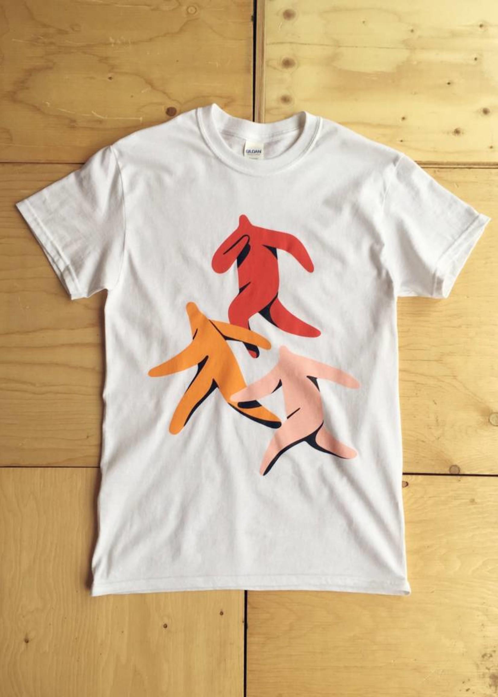 "Annex Collaborations T-shirt ""Runaway"""