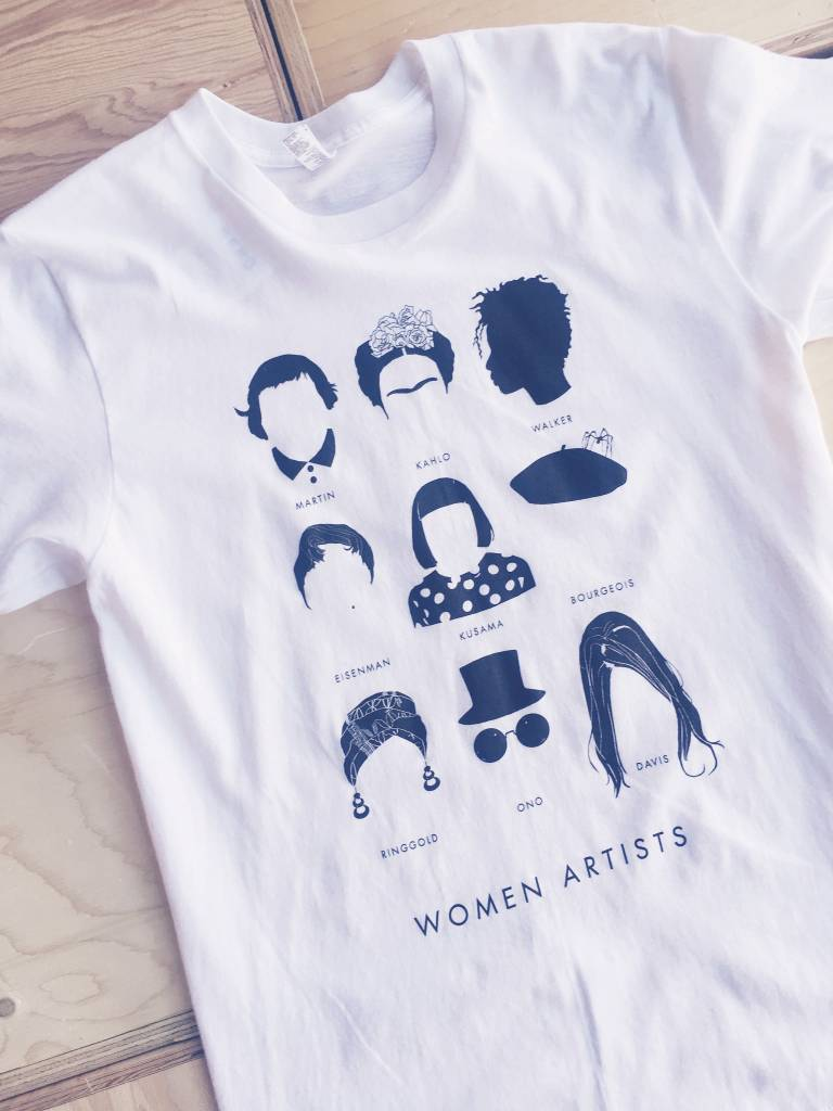 Stefanie Boyd-Berks Women Artists T-shirt