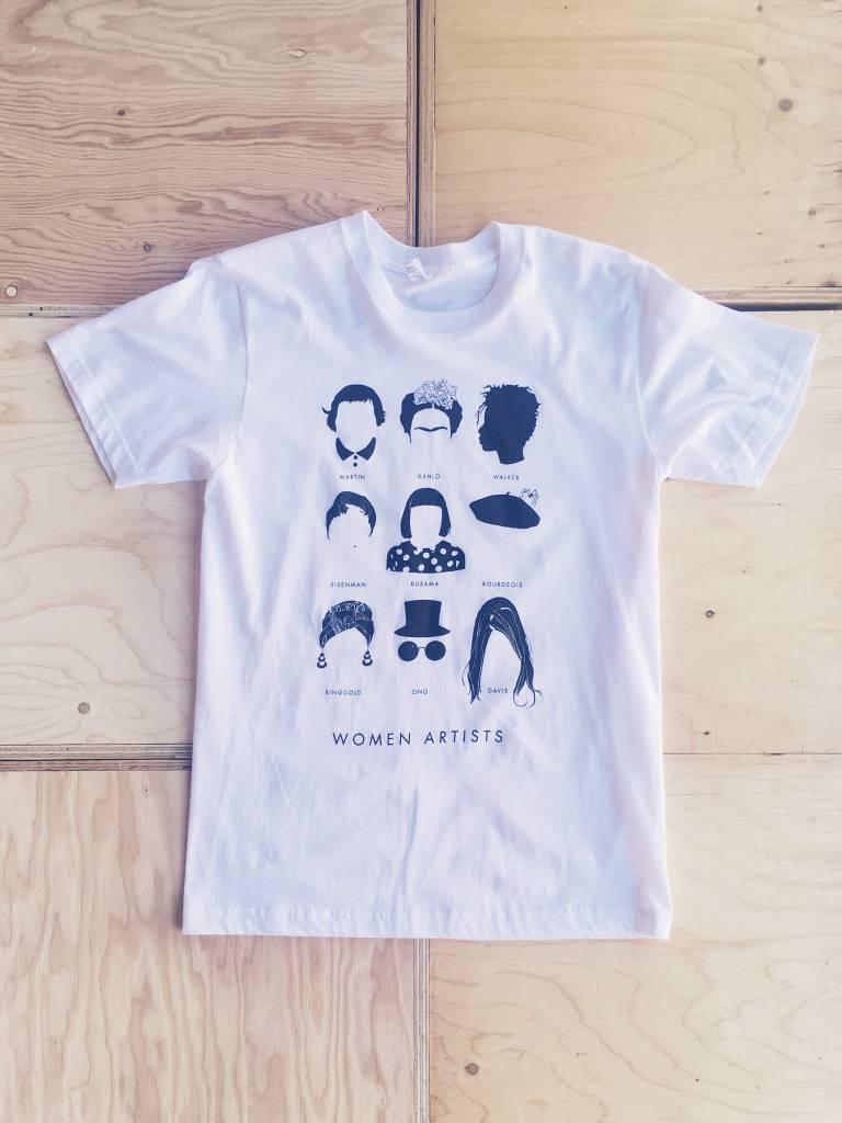 Stefanie Boyd-Berks Women Artists T-shirt