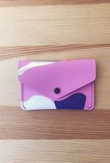 Ark Colour Design Abstract Popper Wallet