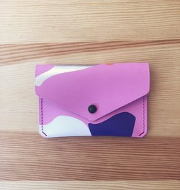 Ark Colour Design Abstract Popper Wallet