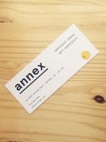 Annex Vintage Certificat Cadeau Annex Vintage