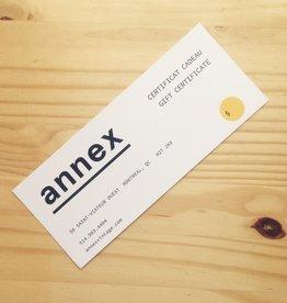 Annex Vintage Gift Card