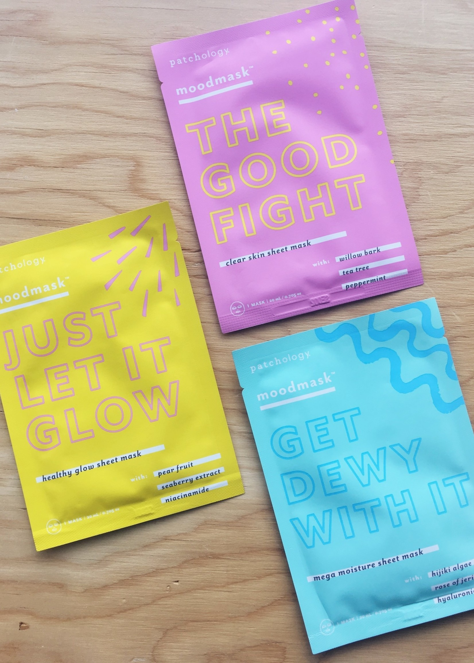 Patchology Moodmask Sheet Mask