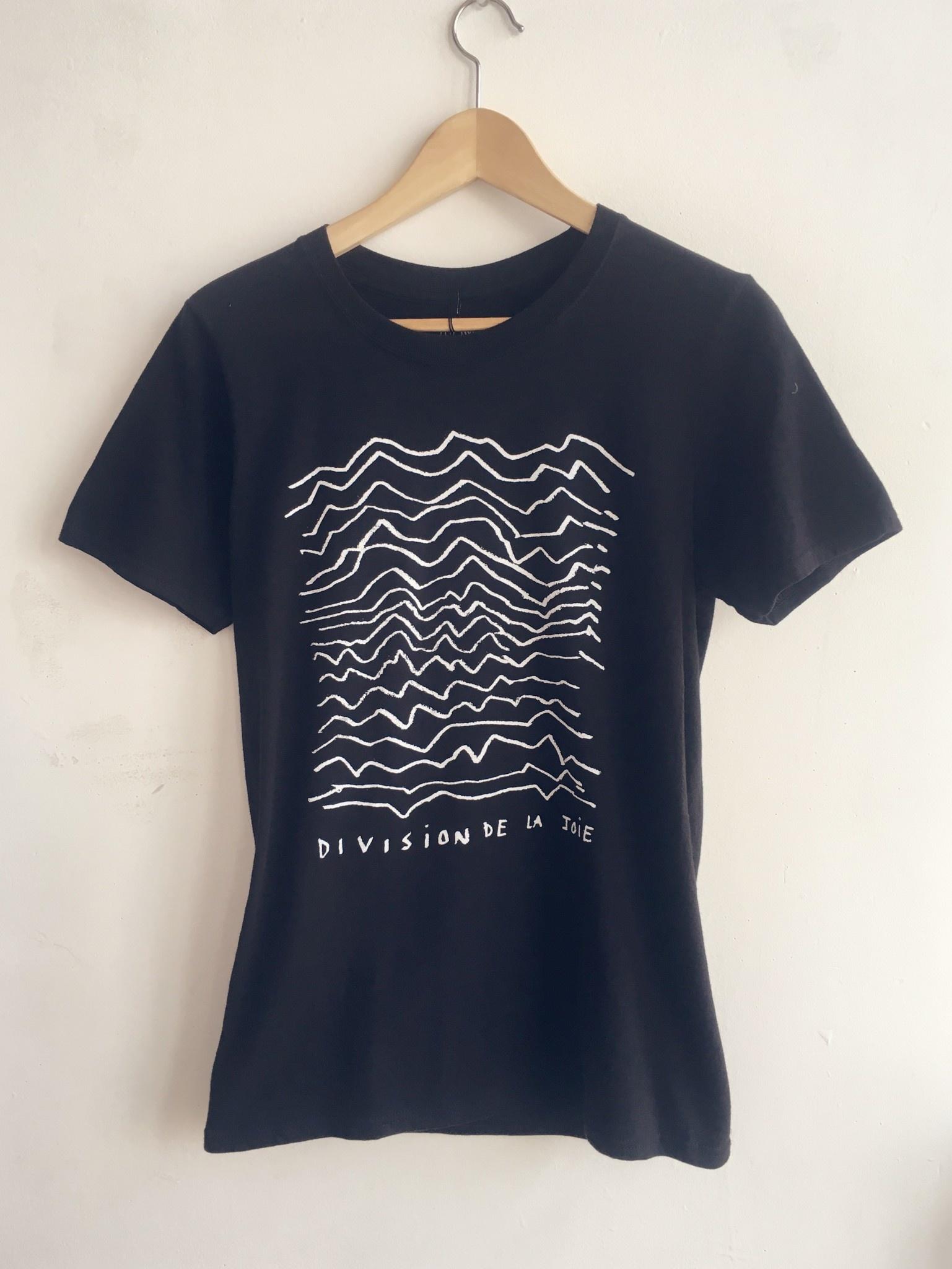 Les Roches Qui Roulent T-shirt Division De La Joie