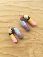 Earwack Rainbow Arches Earrings