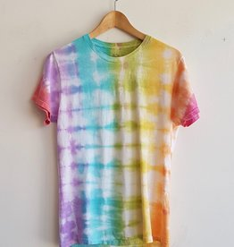 Annex Vintage Orange Tie Dye Tees