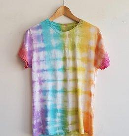 Annex Vintage T-shirts Tie Dye Orange