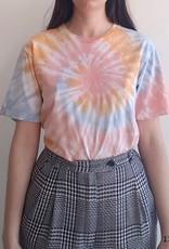 Annex Vintage Orange Tie Dye Tees
