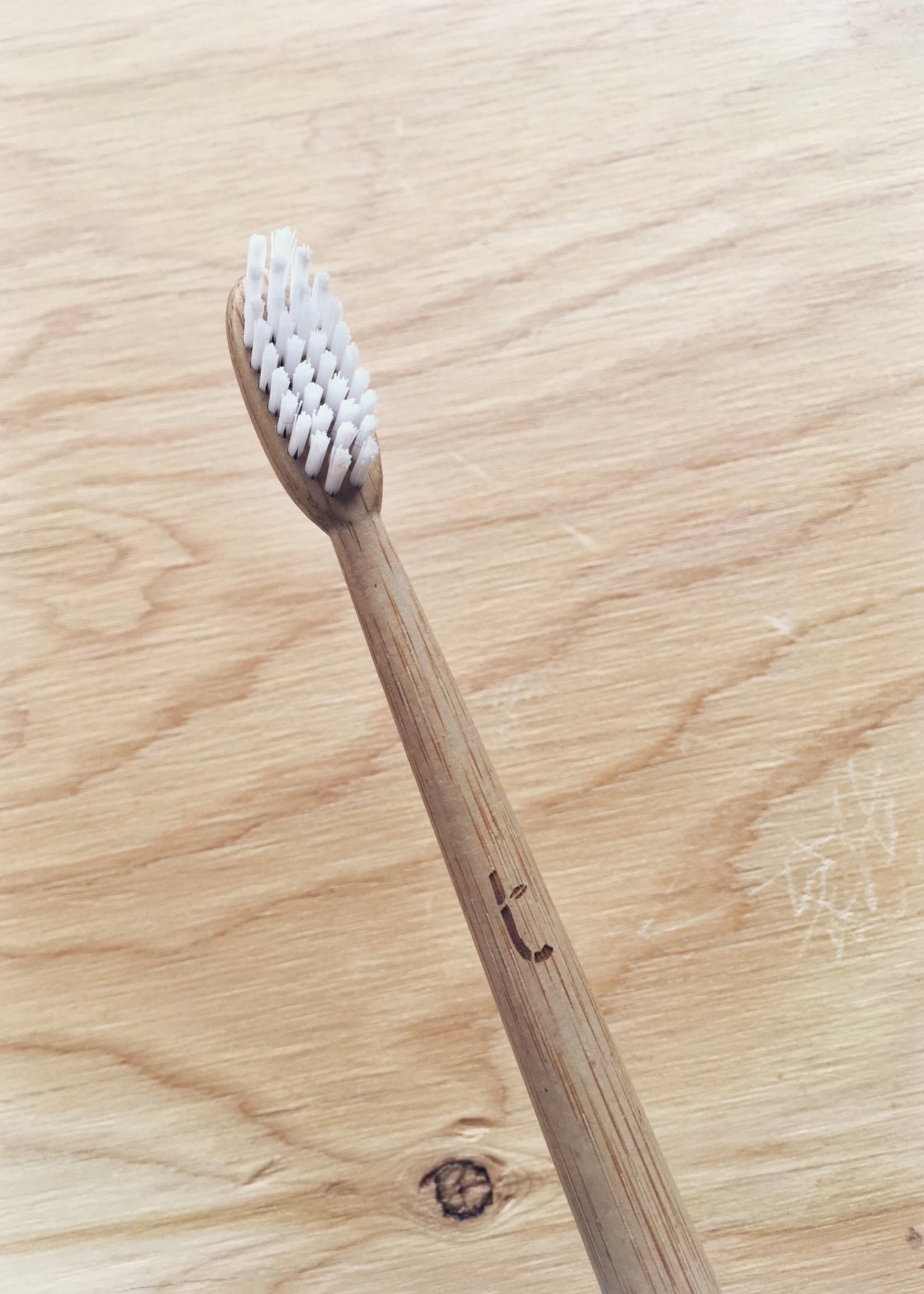 Truthbrush Bamboo Toothbrush - Soft Bristles