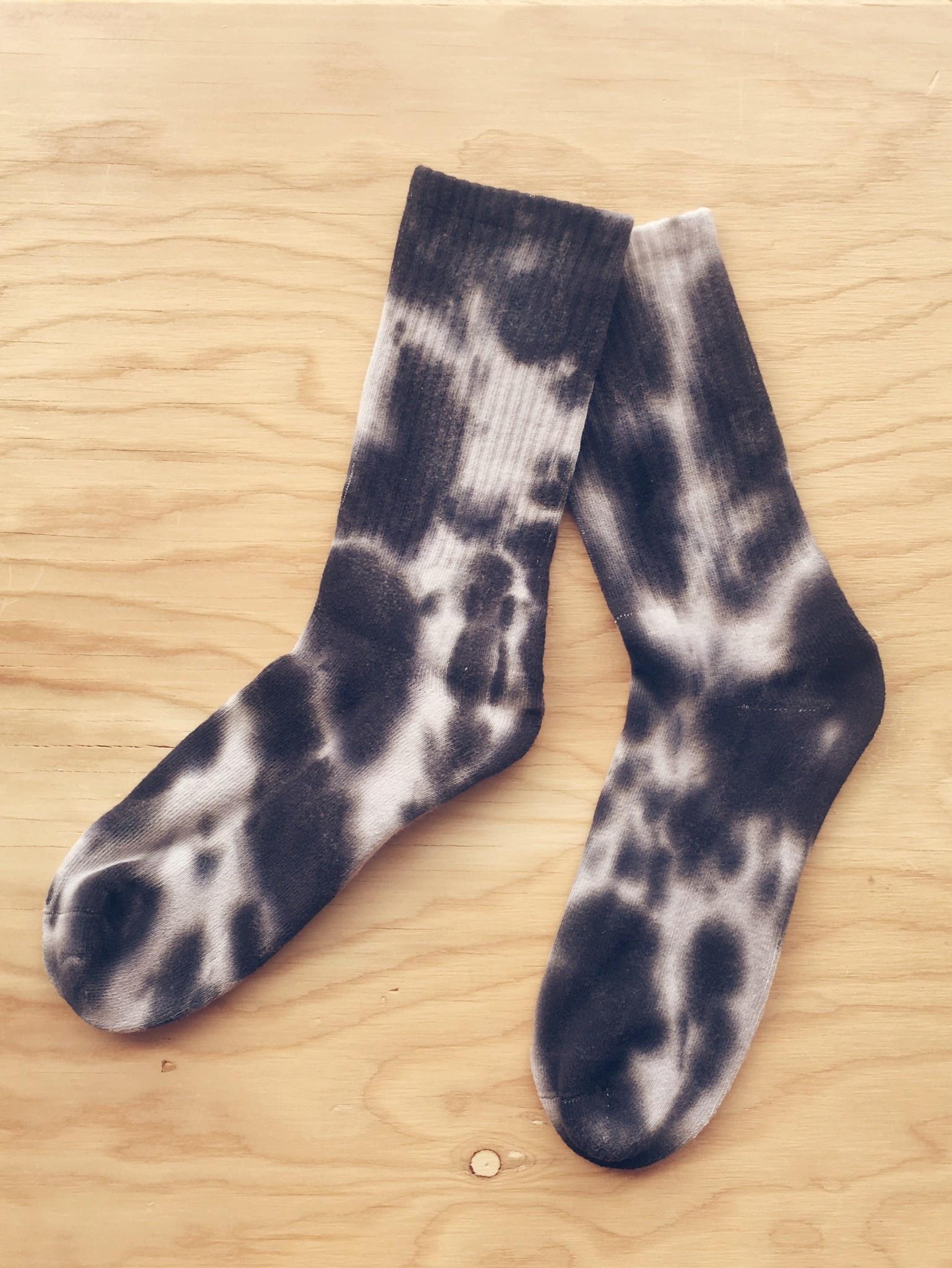 Annex Vintage Tie Dye Socks