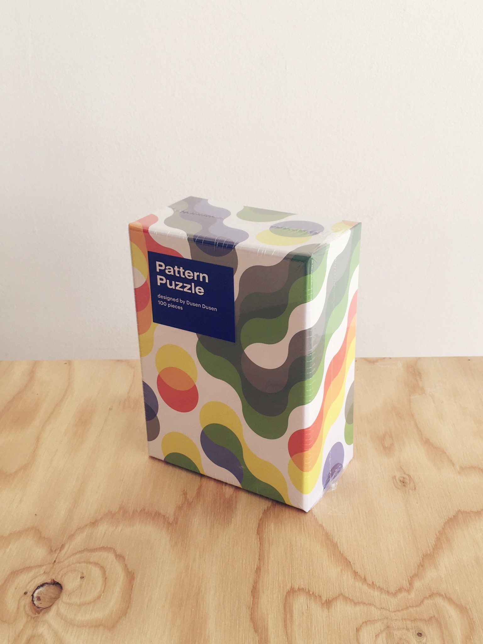 Areaware Small Dusen Dusen Pattern Puzzle
