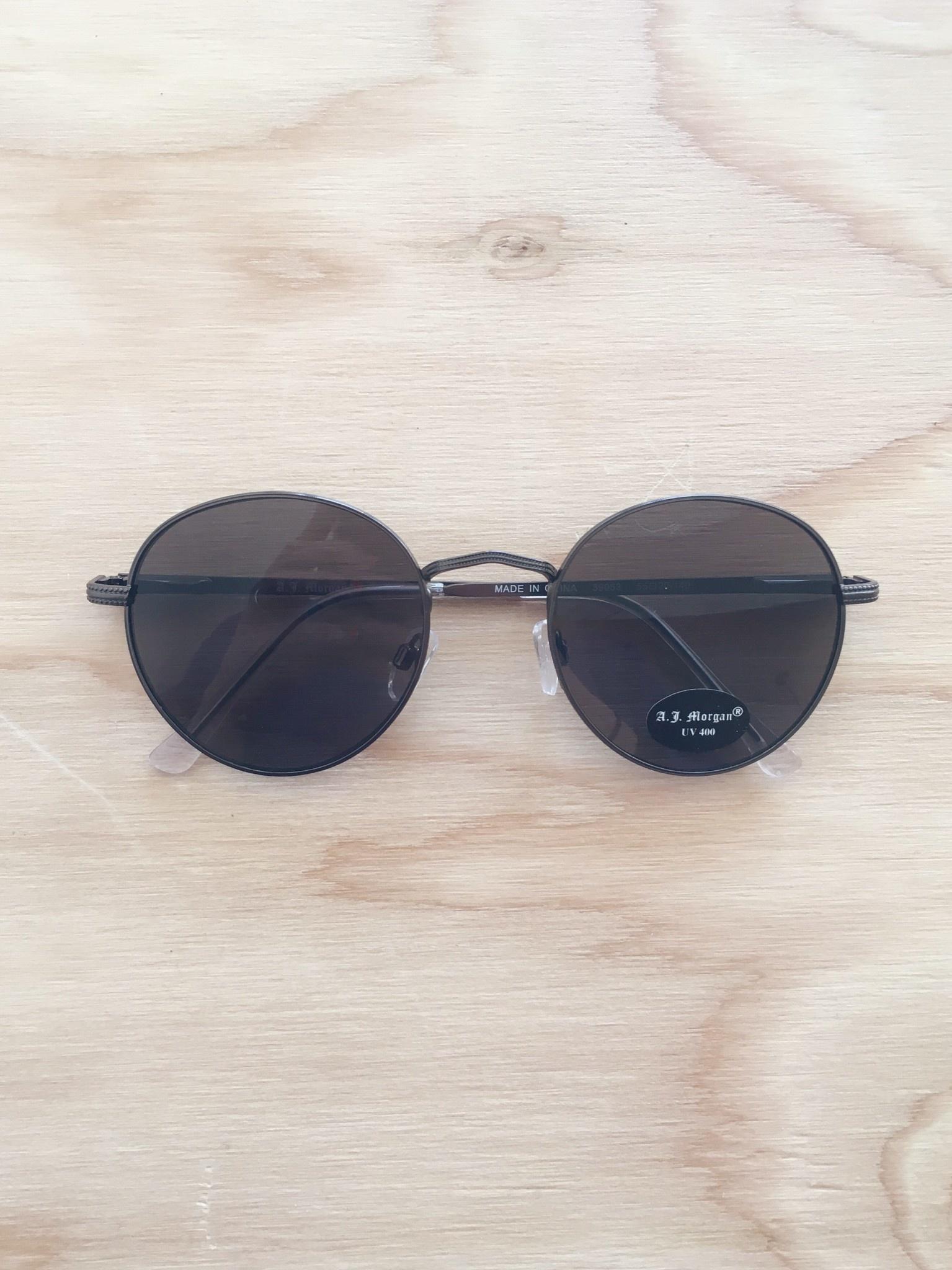 "A. J. Morgan ""Agreed"" Sunglasses"