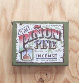 Paine Encens de pin piñon avec support (32)
