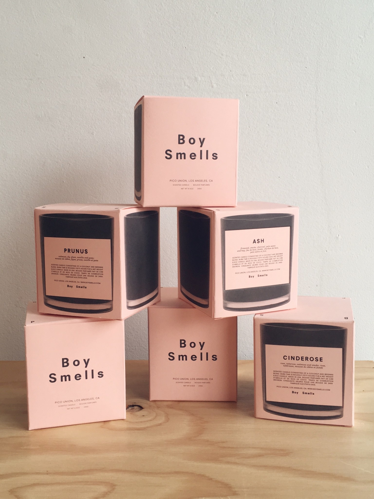 Boy Smells Bougie Boy Smells - 8.5oz