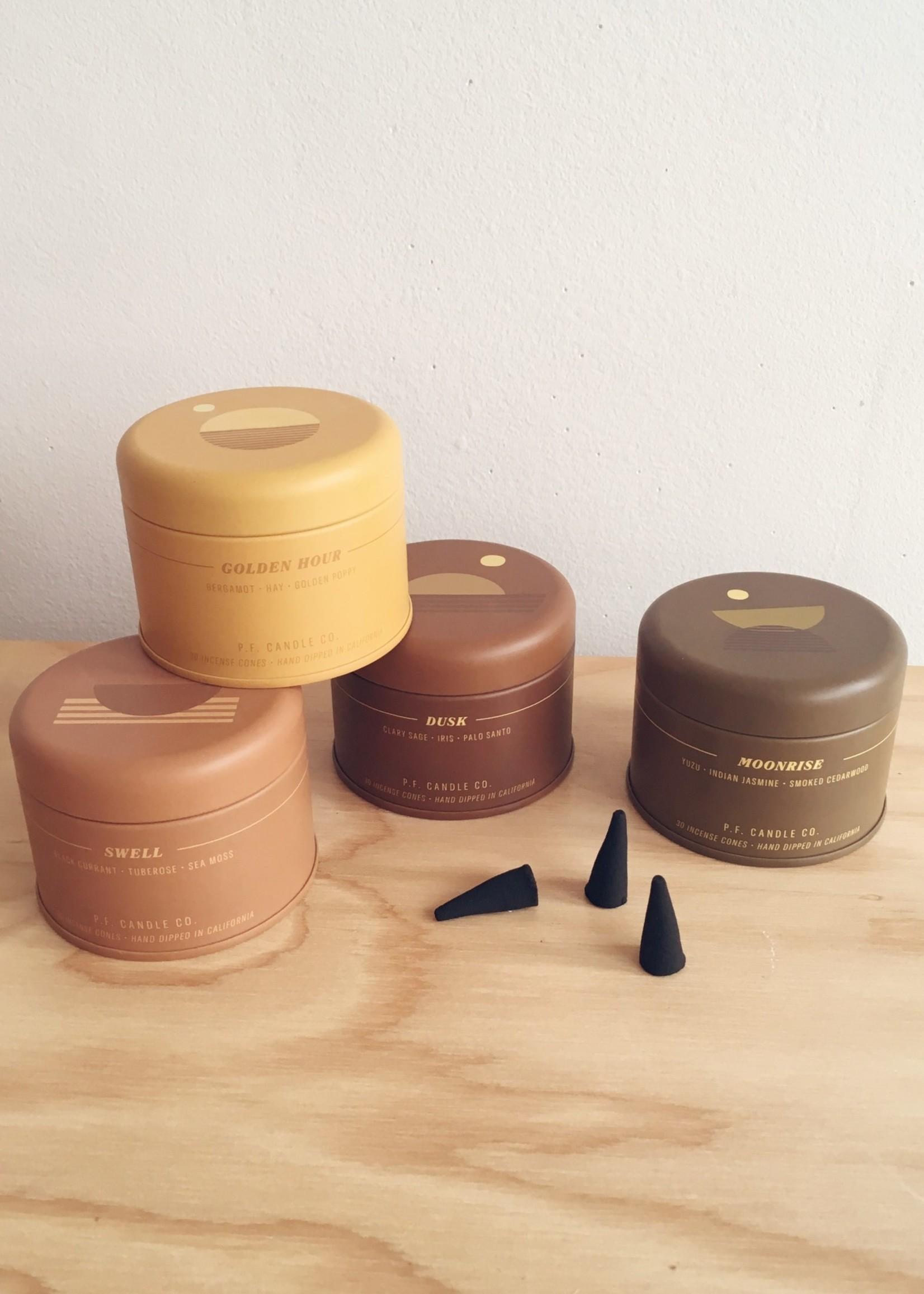 """P.F. Candle Co Cones d'encens """"Sunset"""""""