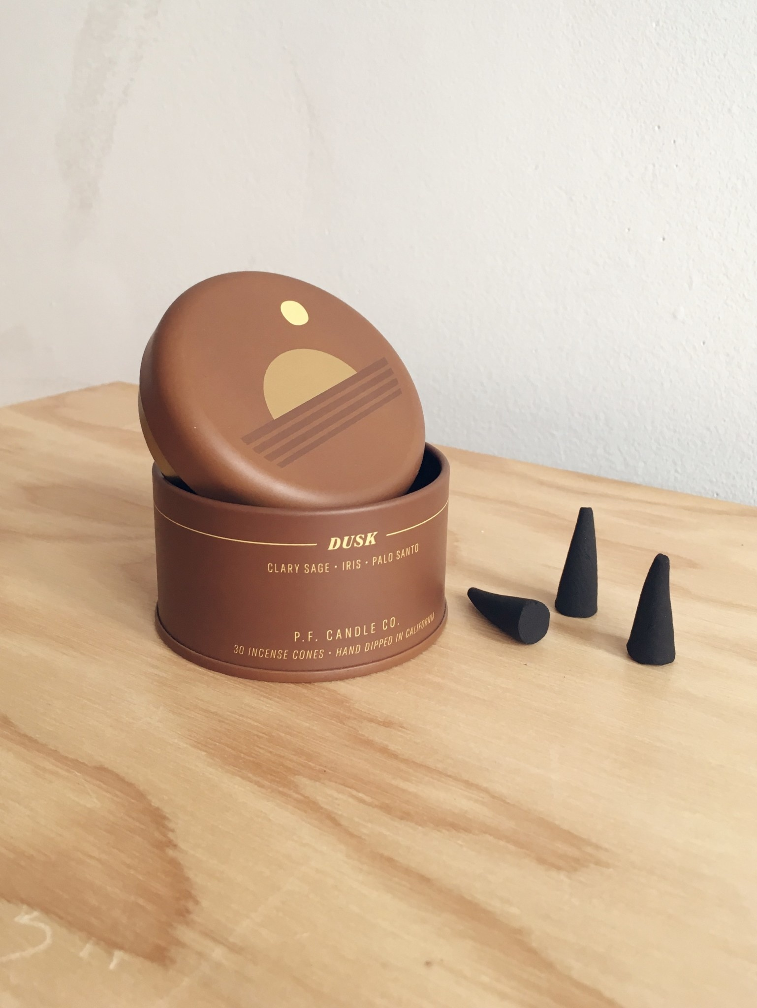 P.F. Candle Co Sunset Incense Cones