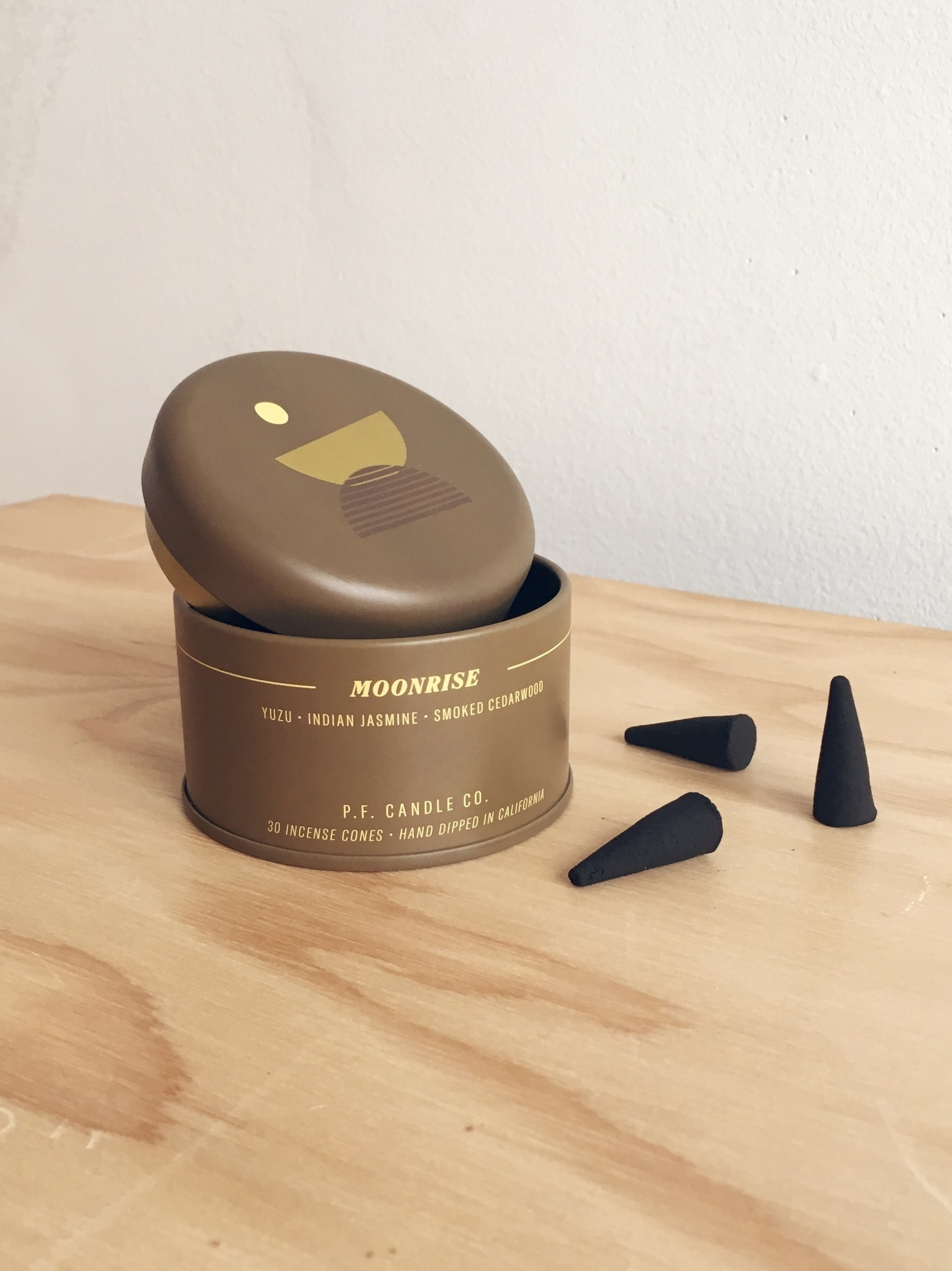 "P.F. Candle Co Cones d'encens ""Sunset"""