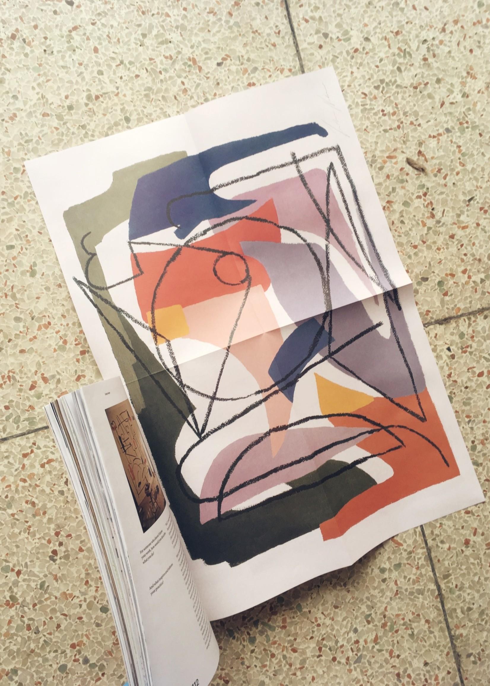 Wrap Stationery WRAP magazine Issue no. 12