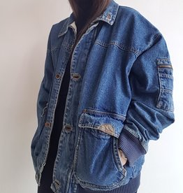 Annex Vintage Detailed Jean Jackets