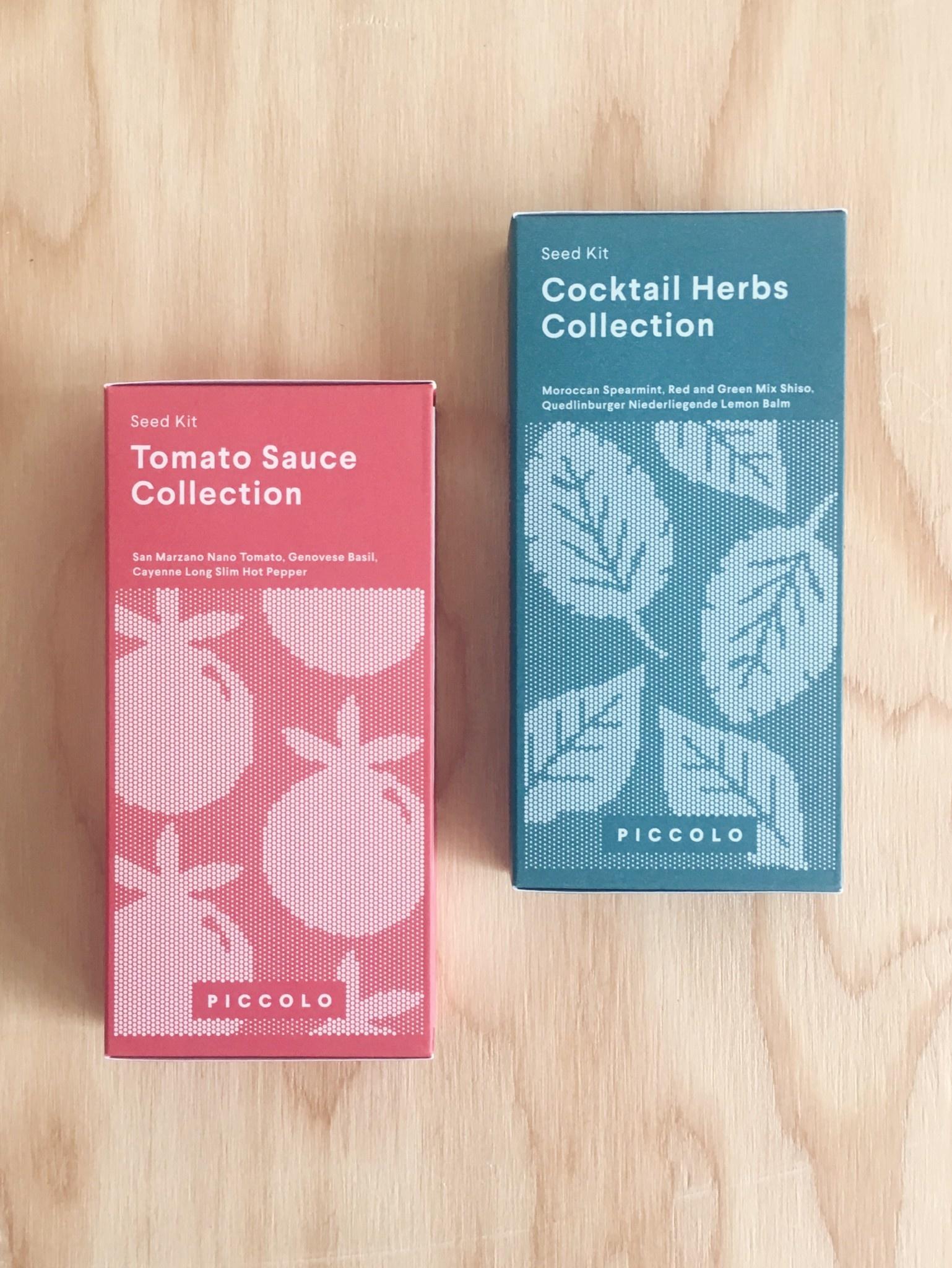 Piccolo Seeds Seed Kits