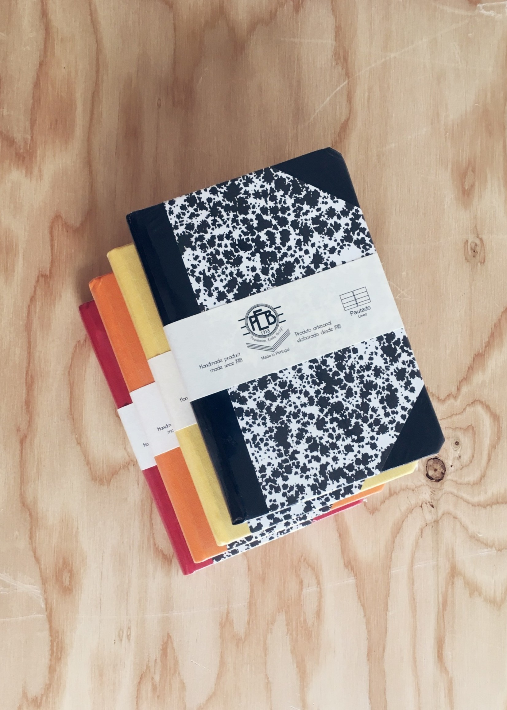 Emilio Braga Peb Cloth Cloud Notebook A6