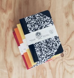 Emilio Braga Peb Cloth Cloud Notebook A6