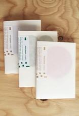 Hanaduri Hanji Shape Notebook
