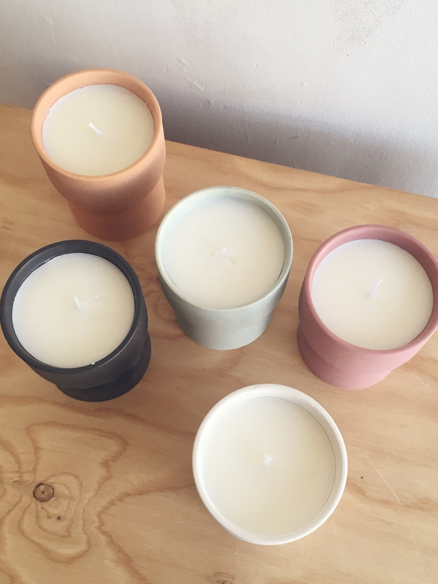 Paddywax Form Candles