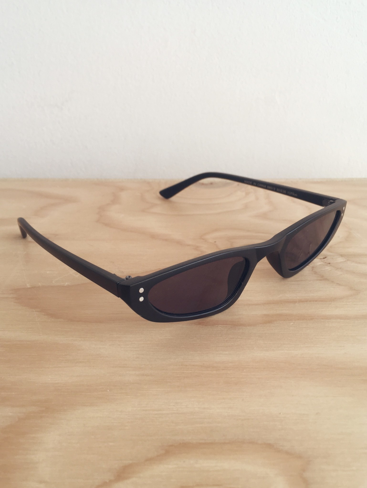 "A. J. Morgan ""Mamie"" Sunglasses"