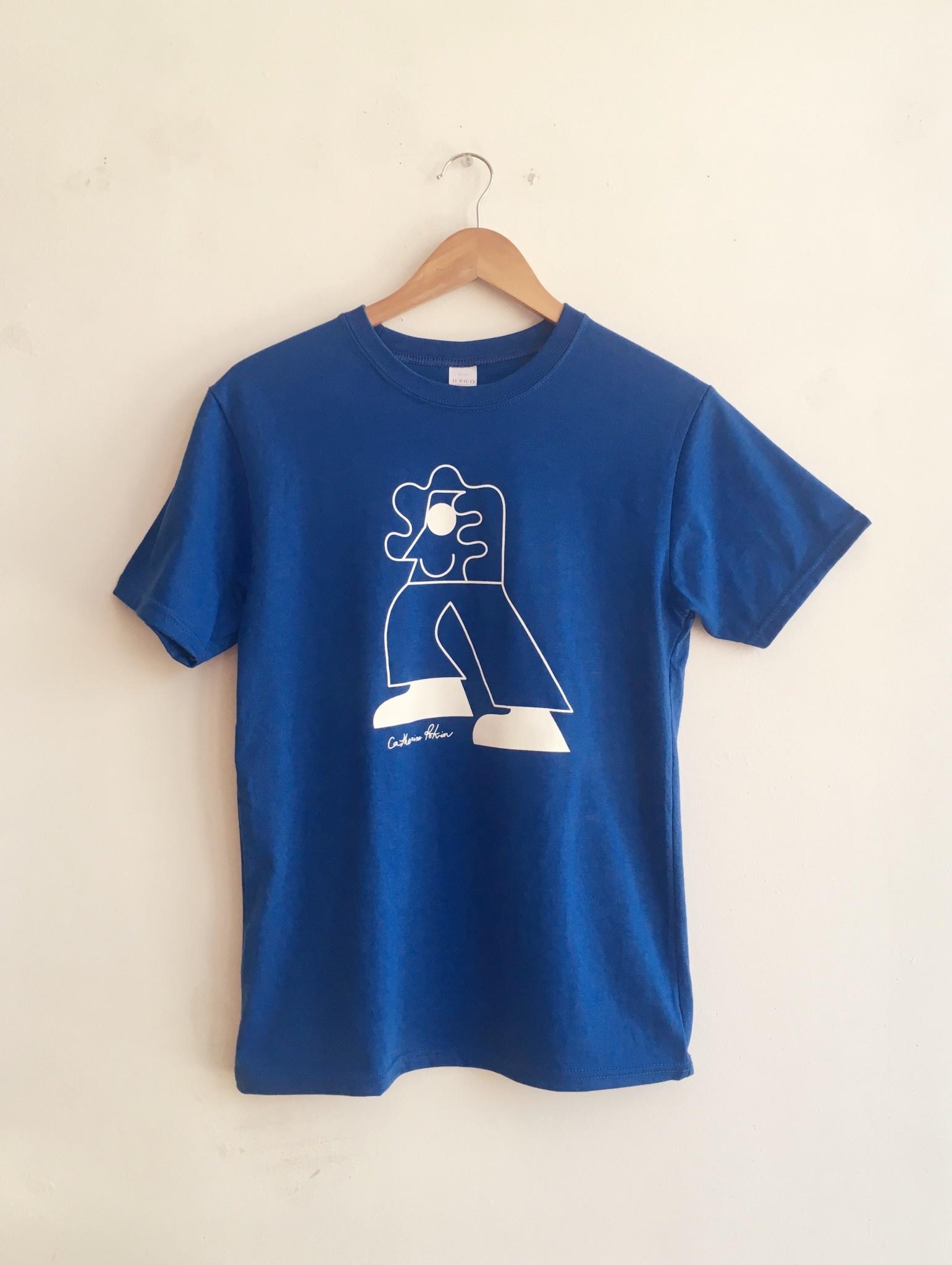Les Beaux Jours T-shirt Personnage