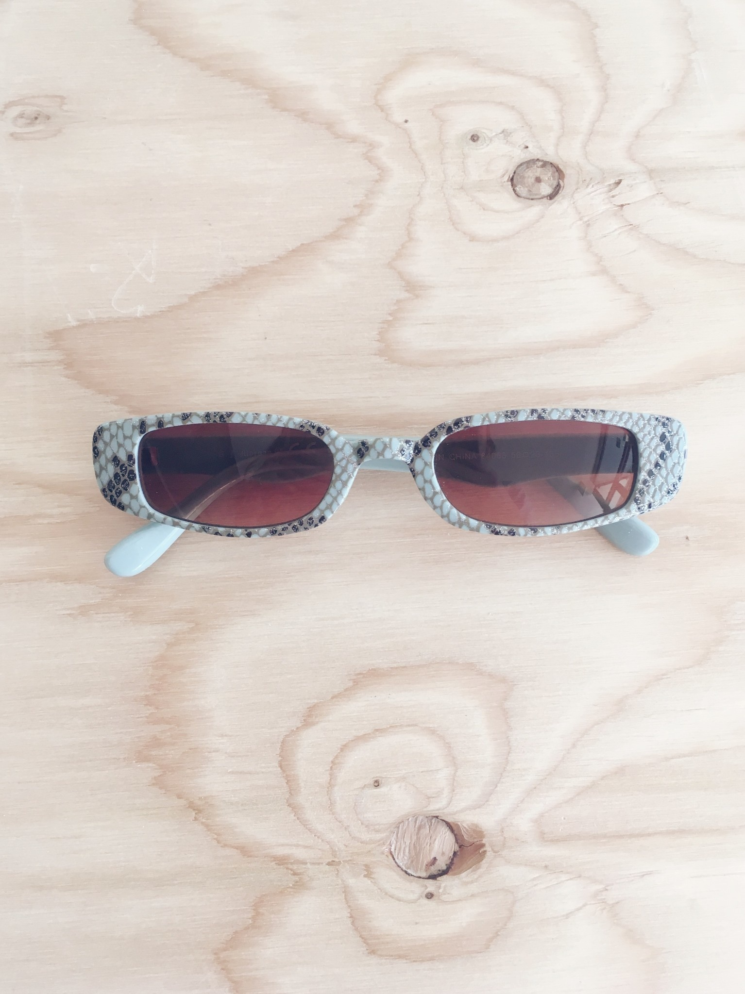 "A. J. Morgan ""Rubina"" Sunglasses"