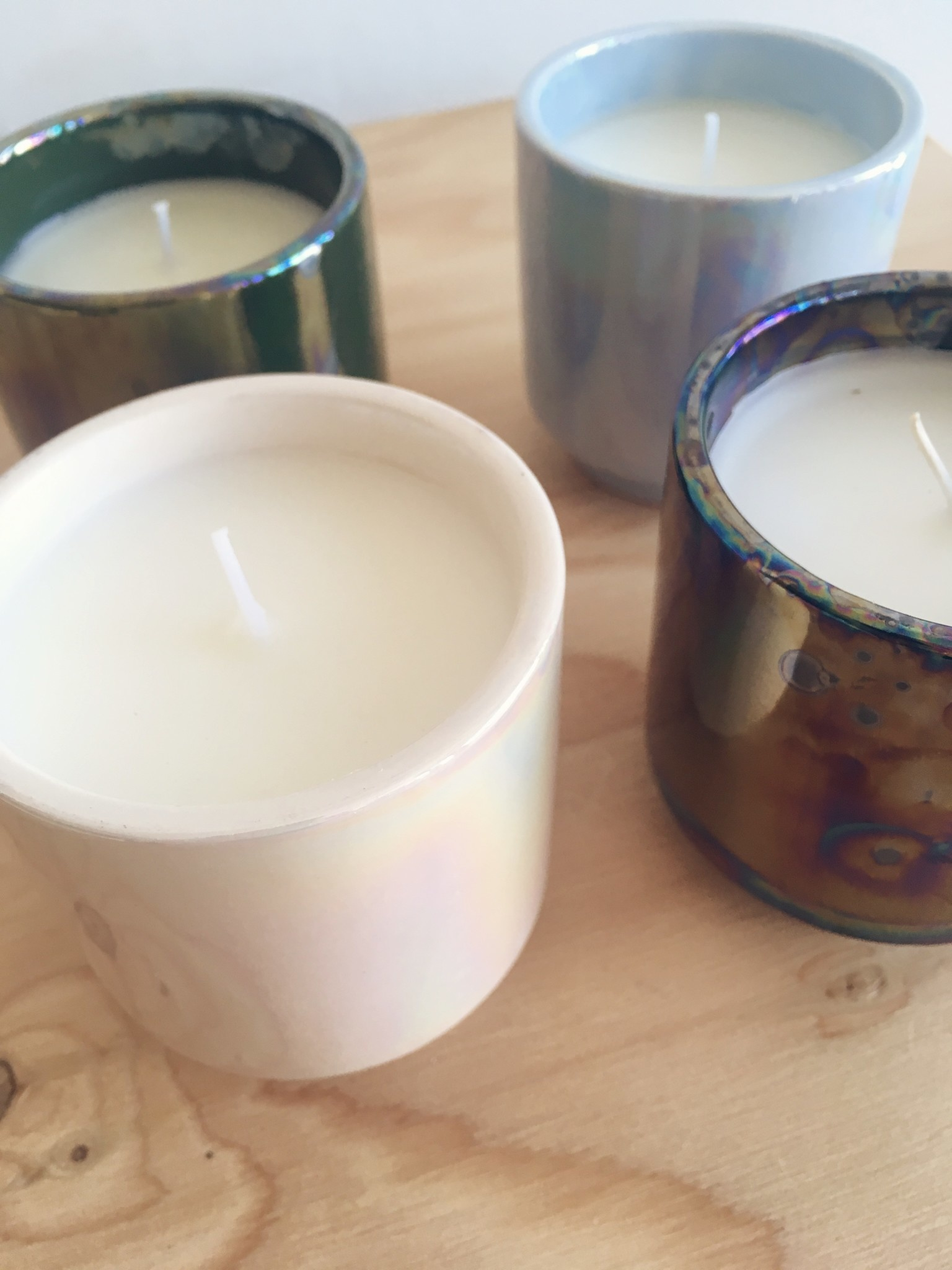 Paddywax Glow Candles