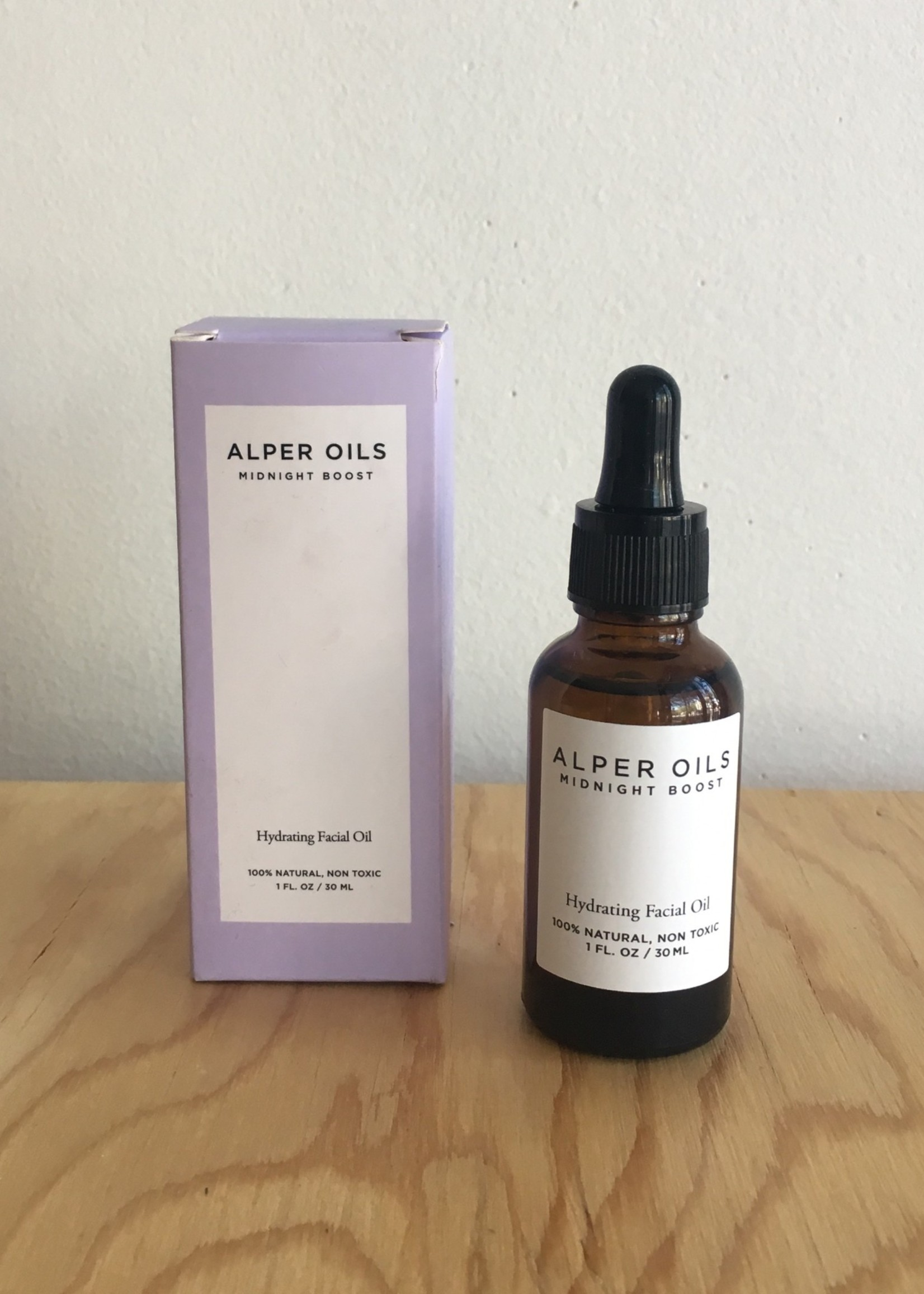 Alper Oils Alper Oil Serums